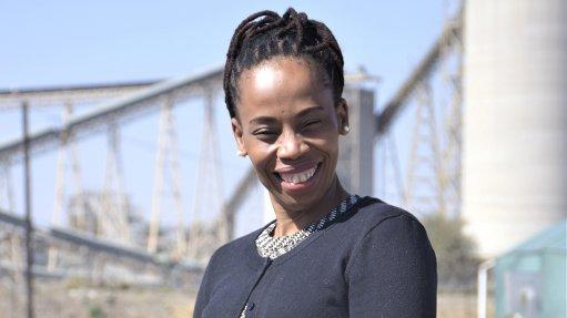 PPM WIM representative Relebohile Nkuna
