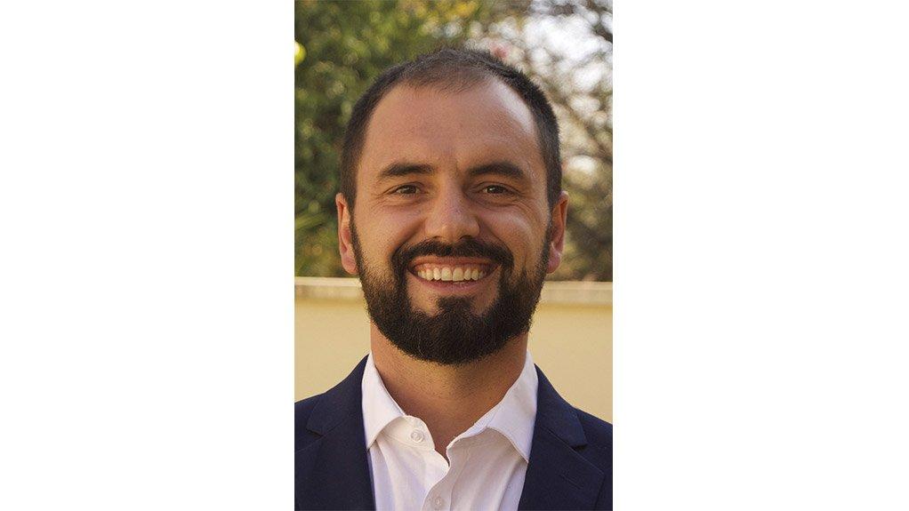Ben Grobler, Sales and Marketing Director at Kalahari Automation Distributors