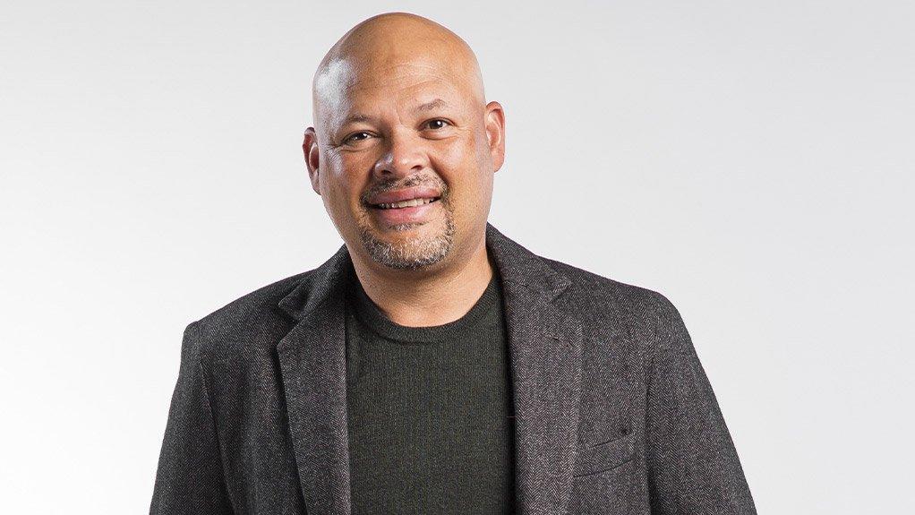 Richard Tomes, AfriSam Sales & Marketing Executive