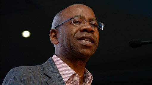 A photo of Bonang Mohale, who has been elected president of Business Unity South Africa
