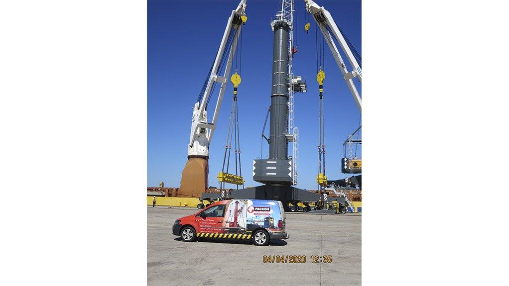 Paccon Logistics Image