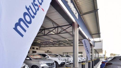 Image of a Motus dealership