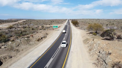 Pic/Image of the R75 Jansenville to Wolwefontein
