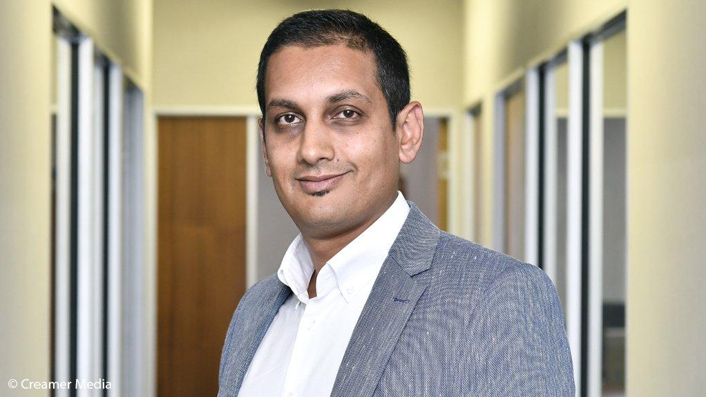 A photo of NAACAM executive director Renai Moothilal.