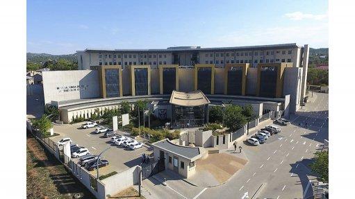An image of the Mpumalanga High Court