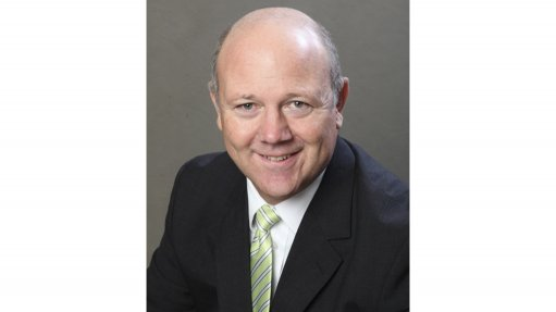 An image of Deloitte Africa Energy Resources and Industrials leader Andrew Lane
