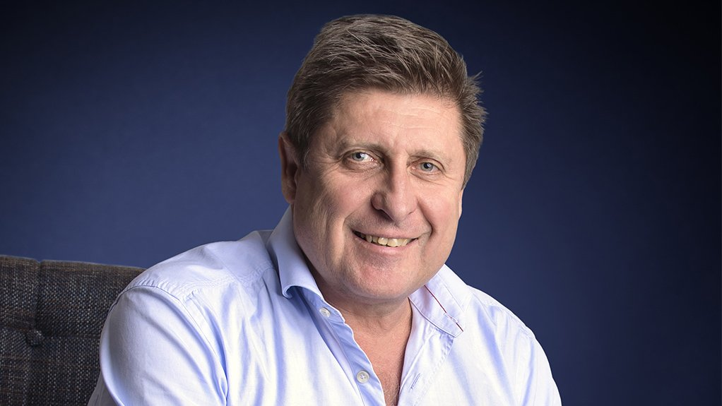 RCL Foods CEO Miles Dally