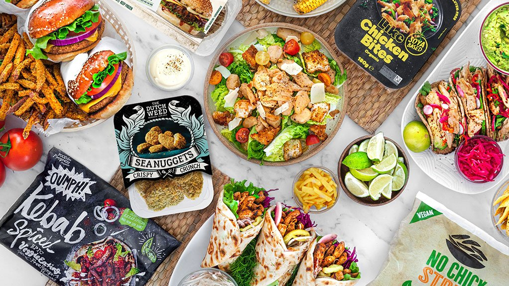 RCL Foods' meat-free and vegan foods