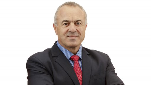 Picture from Cupric Canyon Capital and Khoemacau Copper Mining CEO Johan Ferreira