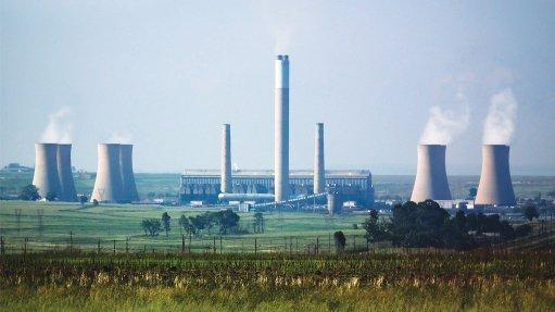 Photo of the Komati power station