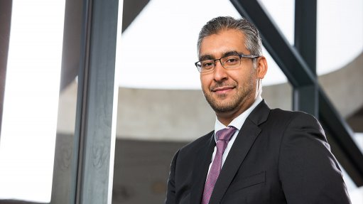 Imperial Logistics group CEO Mohammed Akojee