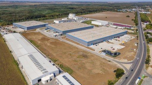 Pic of Fortress Logistics Eli Park 1