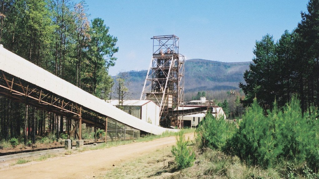 Pic of Nkomati Nickel Mine for ARM story of underground revival plans.