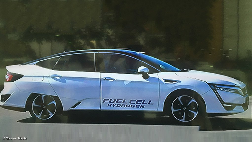 Fuel cell maker says China is an increasingly promising market for hydrogen