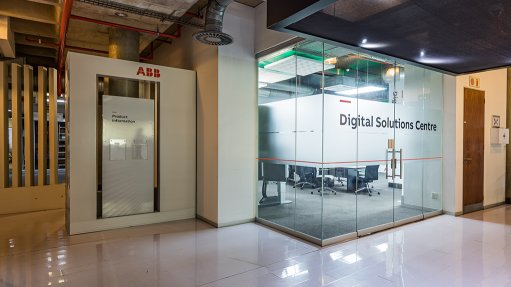 Pic/Image of ABB's new South African Digital Solutions Centre
