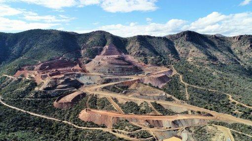 Image of the Carlota mine