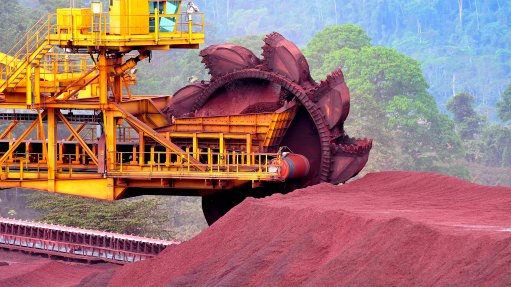Vale's red-tape headache is boon for sagging iron-ore market