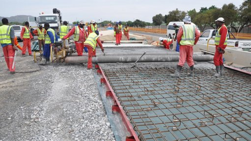 Afrimat Construction Index sees 55% y/y rebound in the second quarter
