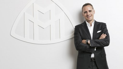 Image of MBSA co-CEO Mark Raine
