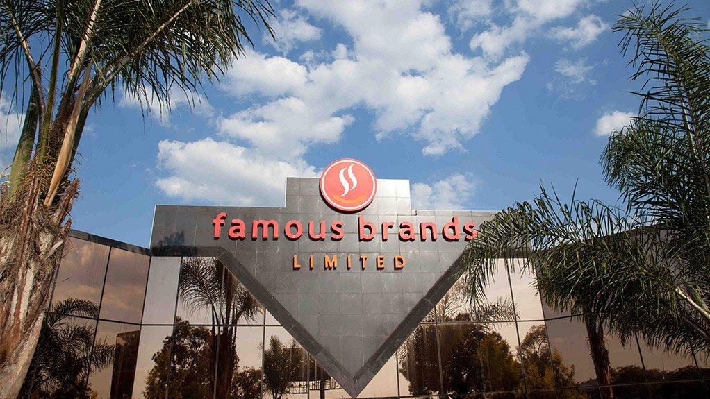 Famous Brands' office building