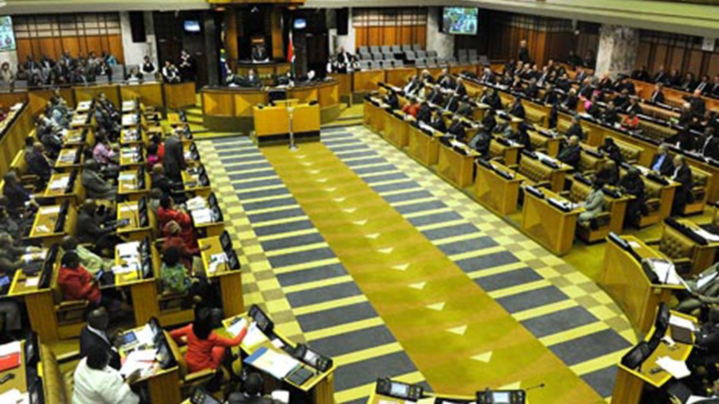 Image showing parliament sitting