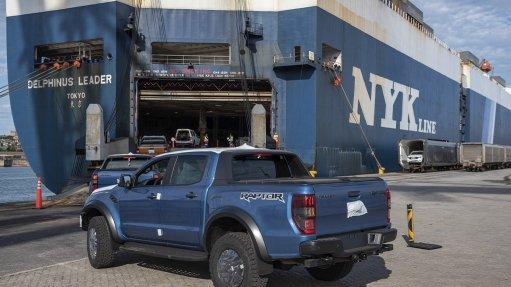 Ford SA exports 500000thRanger