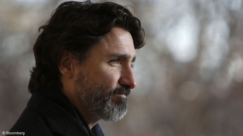 An image of Justin Trudeau