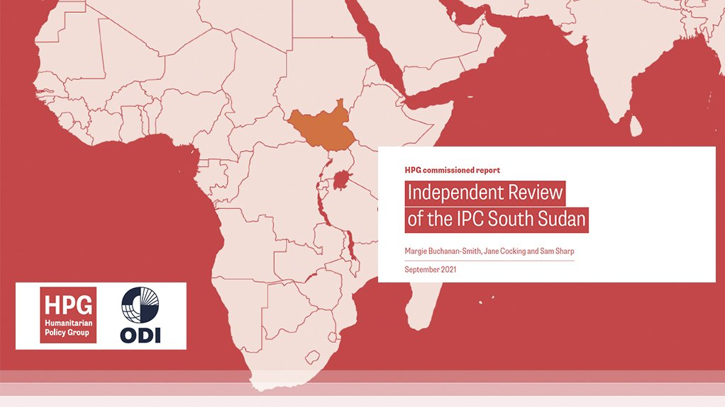 Independent Review of the IPC South Sudan