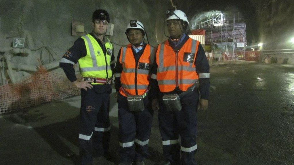 Contract for pumped storage scheme access and rescue teams