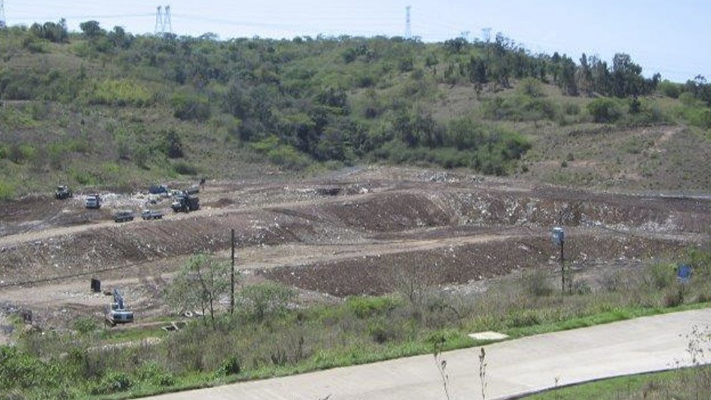 Looming landfill crisis faces South Africa's largest metros