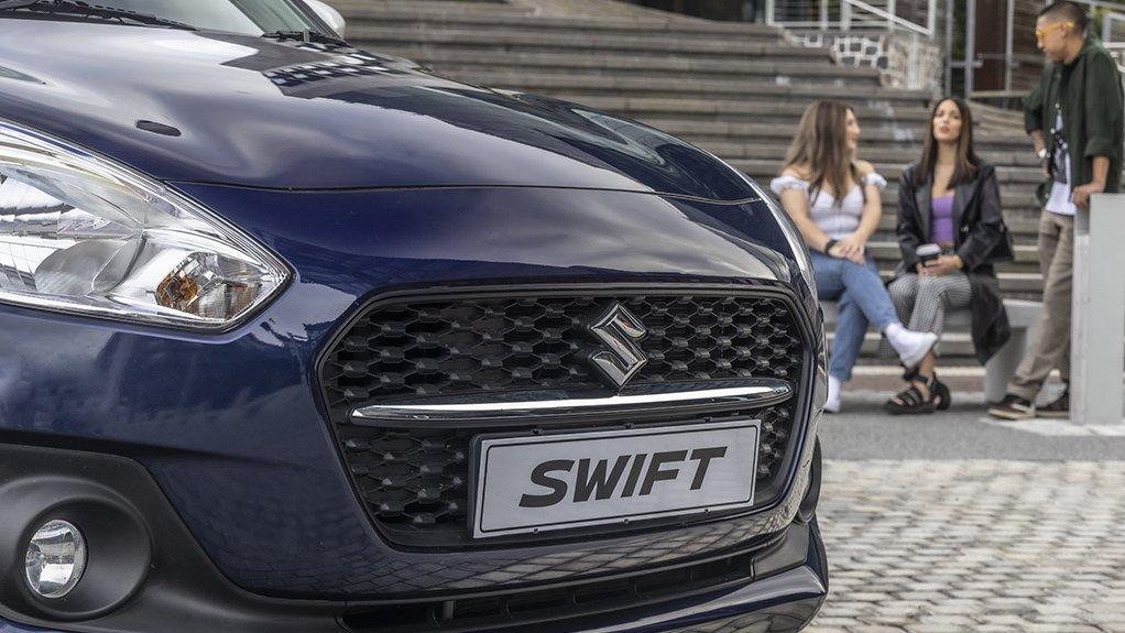 Image of the Suzuki Swift 2021