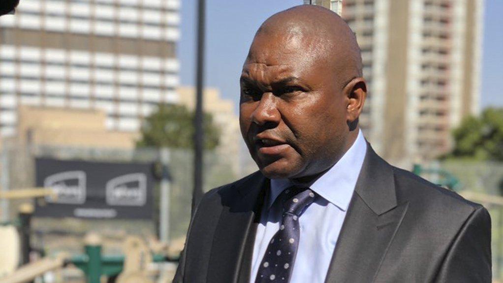 Image of Johannesburg Mayor Jolidee Matongo