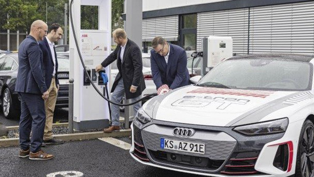 ABB charges ahead with EV energy delivery compliant to the German Eichrecht