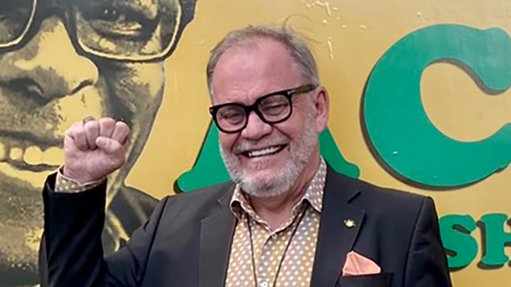 Dismissed African National Congress staffer Carl Niehaus