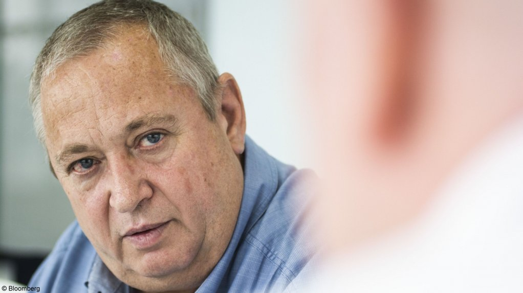 An image of Sibanye-Stillwater CEO Neal Froneman