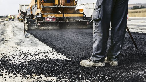 Image of road construction