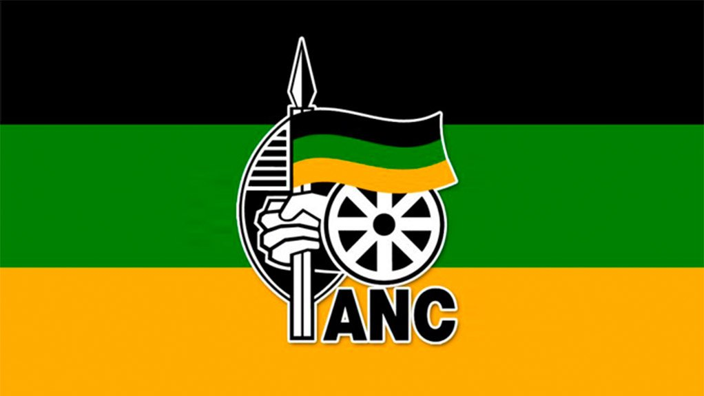 Image of the logo of the ANC