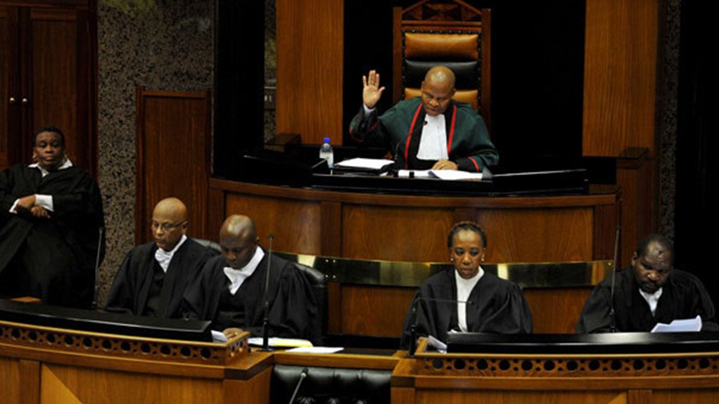 Image of Chief Justice Justice Mogoeng Mogoeng