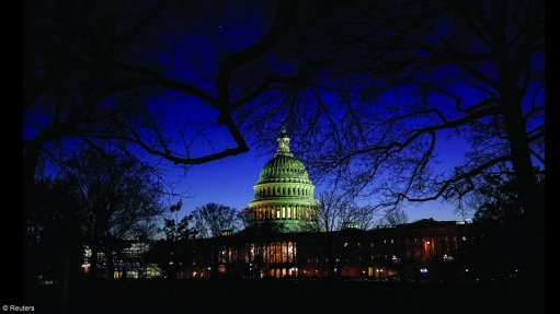 An image of the US Capitol building