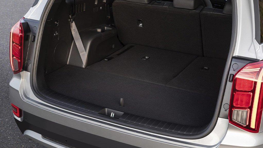 Image of the Hyundai Palisade