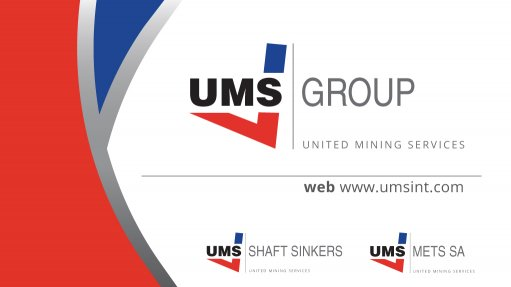 United Mining Services Group (UMS GROUP): Value driven solutions to the mining and mineral processing markets