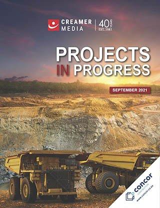 Projects in Progress - September 2021