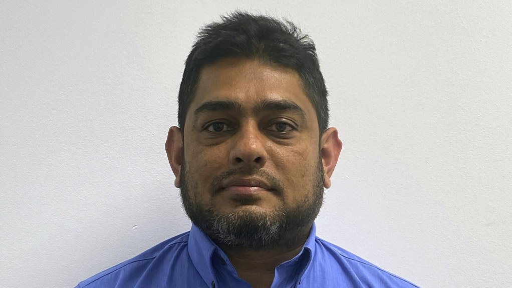 Imraan Amod, business line manager - services at Sandvik Mining & Rock Solutions