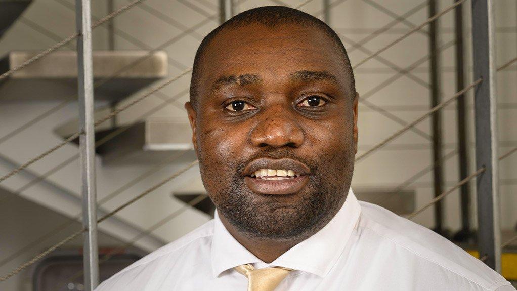 Teddy Malunga, principal process engineer at Weir Minerals Africa
