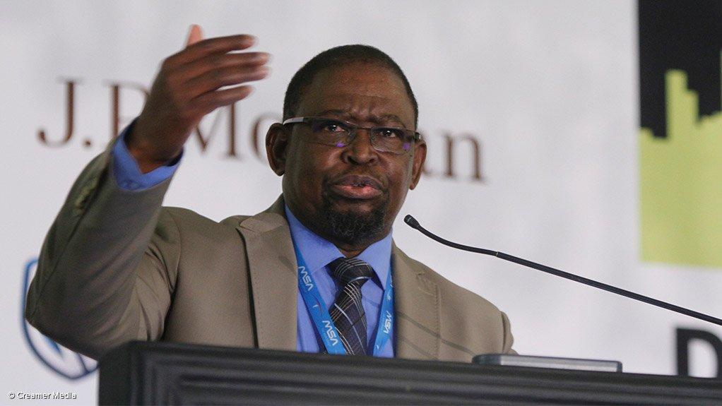 Finance Minister Enoch Godongwana