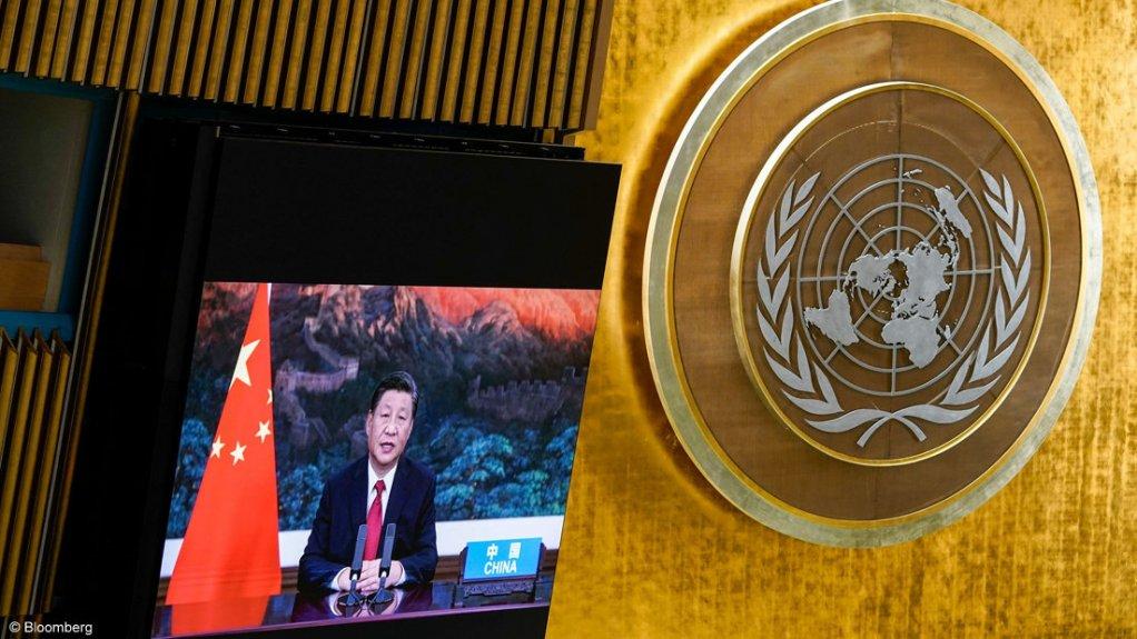 An image of Xi Jinping