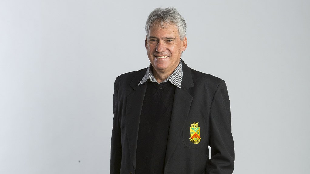 Mike Wells, managing director of Murray & Roberts Cementation