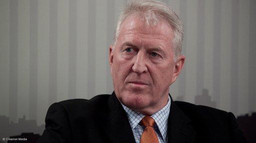Creamer Media picture of Bruce Williamson