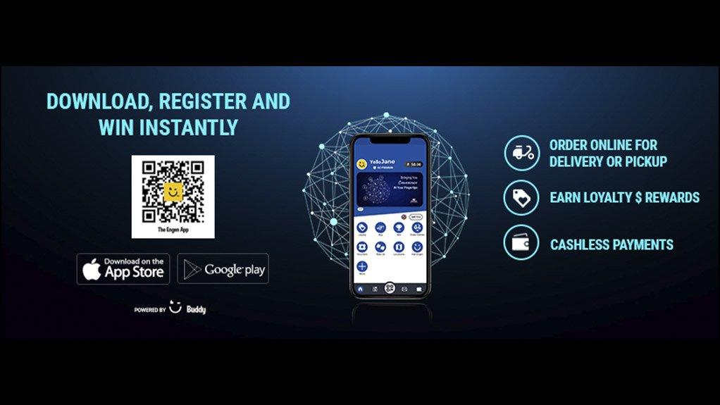 Ground-breaking Engen App delivers convenience to motorist's fingertips