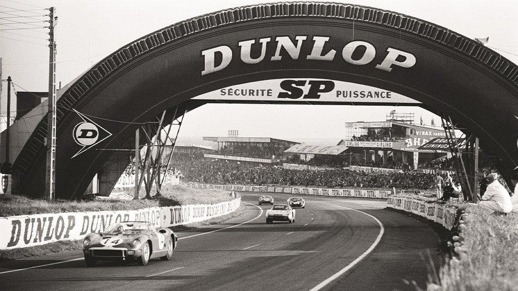 Dunlop celebrates rich heritage in South Africa